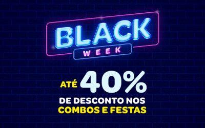 BLACK WEEK no Fantasy Park